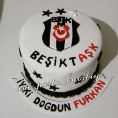 Beşiktaş taraftar pasta