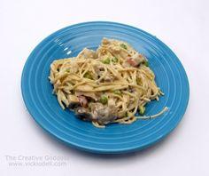 Recipe: Turkey Tetrazzini