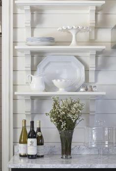 floating shelves (Cultivate.com)
