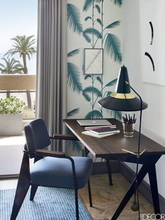 107 best wallpaper rooms we love images in 2019 elle decor wall rh pinterest com
