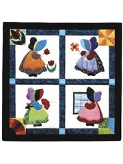 Sunbonnet Sue's Favorite Quilt Designs
