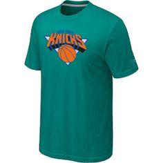 New York Knicks Big & Tall Primary Logo Green T-Shirt , sales promotion  $12.99 - www.vod158.com