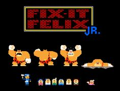 """Some of my game development for the """"Fix-It Felix Jr."""" game featured in Disney's """"Wreck-It Ralph"""". It's out in theaters this weekend. CHECK IT OUT!"""