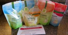 Check out my review of @GrabGreen products and enter to win the giveaway (ends 4/23/16). Thanks #momsmeet #ad