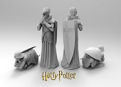 Scanning - Harry Potter wizards chess, white Queen and pawn on Behance. Harry Potter Chess Set, Harry Potter Games, Harry Potter Wizard, Baby Hospital Pictures, Chess Tattoo, 3d Chess, Baby Name Signs, Newborn Photo Props, Fantastic Beasts