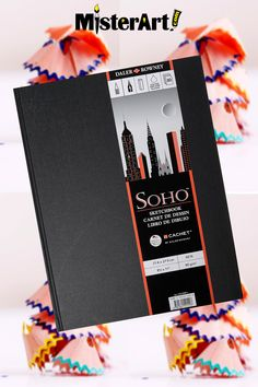 Click now to save up to Our deal of the week is the SoHo Sketchbook. Our customers rave about its attractive linen-embossed cover, thick medium drawing surface paper & that its economically priced! Soho, Sketch Paper, Paper Board, Modern Sculpture, Book Journal, Art Tips, Amazing Architecture, Rave, Illustration Art