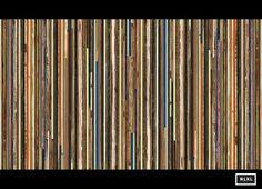NLXL Scrapwood 2 Wallpaper PHE-15 by Piet Hein Eek