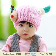 00afb7ea055 Baby Cotton Caps for Boys and Girls Online in India