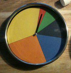 Maak je eigen kleurenklok http://leermiddel.digischool.nl/po/leermiddel/391aae9c1a0311392dcab0d13953909e?s=3.1