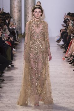 Elie Saab Couture, Spring 2017 - Couture's Most Beautiful Spring 2017 Runway Gowns - Photos