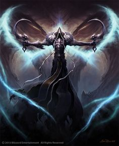 Malthael - Reaper of Souls by *NorseChowder on deviantART