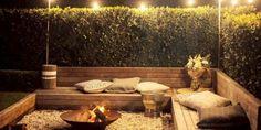 53 Awesome Hinterhof Feuerstelle Ideen 53 Awesome backyard fire pit ideas - - # Outside kitchen