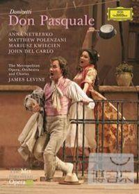 Donizetti : Don Pasquale / Anna Netrebko、Matthew Polenzani