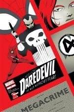 Daredevil #11 - THE OMEGA EFFECT TIE-IN Daredevil and Spider-Man join Frank Castle in an epic battle against the New York crime syndicate. Could this be the beginning of an astonishing alliance the likes of which the Marvel U has never seen before?