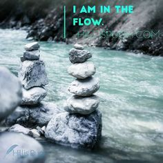 I am in the flow. Being in the stream creates the flow of  energy of manifestations. We are the creators. We are the miracles makers. ______________________________________ #affirmation #iam #creator #flow #manifestions #thanksgiving #spirittribe #spiritjunkie #spiritualganster #holistic #esoteric #gratitide