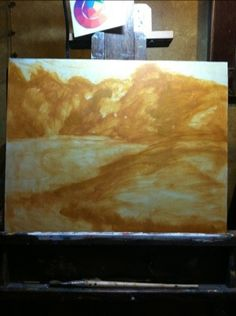 Phase one of Palette to Canvas
