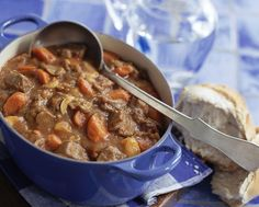 Classic Old-Fashioned Beef Stew Recipe