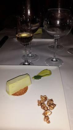 Avocado and some-kind of Peruvian liquor icecream. I Latina, BsAs
