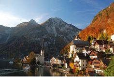 Avusturya'da Küçük bir Kasaba, Hallstatt | Hayallerim ve Ben