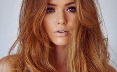 2015 Altın Karamel Saç Rengi ve Modelleri | kadın ve trend