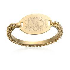 Charm & Chain   Jamiere Chained Bracelet - DANNIJO - A-Z Designers - Designers