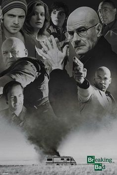 Breaking Bad - Up in Smoke - Official Poster Breaking Bad Poster, Breaking Bad Series, Aaron Paul, Bryan Cranston, Jesse Pinkman, Heisenberg, Walter White, Dirty Dancing, Disney Channel