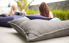 Large Outdoor Cushions, Giant Outdoor Cushions - Lujo | Page 1