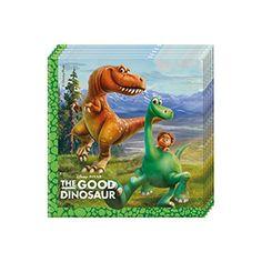 The Good Dinosaur & Dinazor Parti Peçete, yaş günü partisi