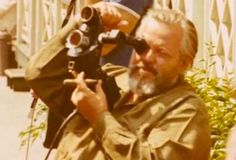 Netflix eyes Cannes for 'The Other Side of the Wind' premiere - The still unfinished film Welles shot between 1970 and 1975