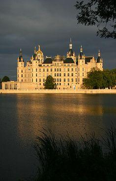 Schweriner Schloss |Mecklenburg-Vorpommern, Germany