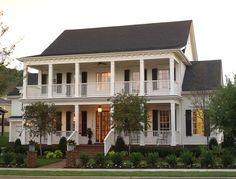 Pretty House Plans with Porches | Pinterest | Porch, Wraparound ...