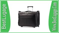 Samsonite Luggage L.i.f.t. Carry-On Wheeled Garment Bag Review