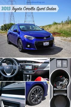 Car Reviews | Cars | The 2015 Toyota Corolla Sport is just as awesome as I remember but even better! I love the new styling. The price and fuel economy are surprising!