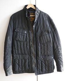 barbour tokito motorbike jacket