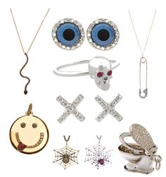 Greeconomy Woes - Jewelry from Greece via Man Repeller