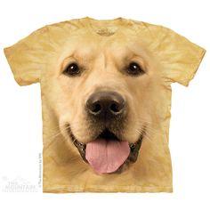 PRIKID - Big Face Golden T-Shirt, £27 (http://prikid.eu/big-face-golden-t-shirt/)