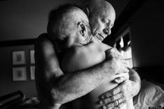 cancer family...ongoing.  A photographer's documentary in photos of her parents' struggle with illness