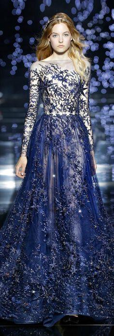 Zuhair Murad Fall 2015/16 Couture
