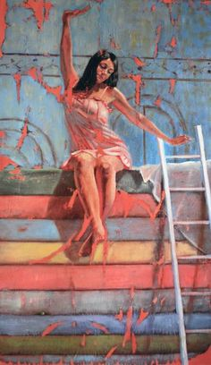 Deborah Scott #art #paintings