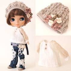 ** Blythe outfit ** Lucalily 208** : mahounote.