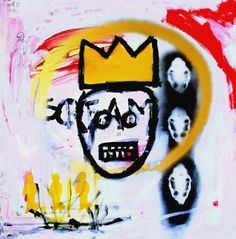 Buy The King, Acrylic painting by Lopéz García on Artfinder. Discover thousands of other original paintings, prints, sculptures and photography from independent artists.