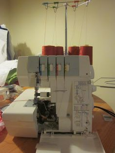 Demystifying the Serger