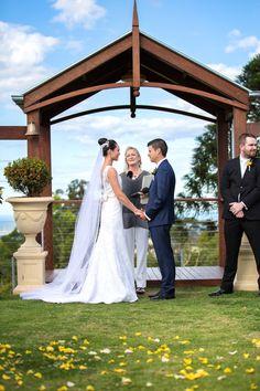 Flaxton Gardens Wedding Garden Styles, Garden Wedding, Wedding Styles, Gazebo, Stylists, Gardens, Hairstyles, Pure Products, Contemporary