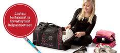 www.reipaskauppa.fi Gym Bag, Bags, Fashion, Handbags, Moda, Fashion Styles, Fashion Illustrations, Bag, Totes