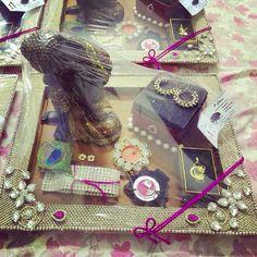 Rakhi platter for your sister