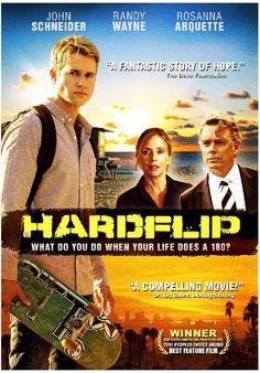 "Its a Wonderful Movie: Skateboarding Movie ""Hardflip"" starring John Schneider"