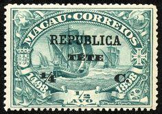 Big Blue 1840-1940: Tete
