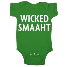 Wicked Smaaht One Piece - My child WILL have this!!!!