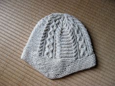 Helm by Stephen West from 285 on Ravelry http://www.ravelry.com/projects/285/helm