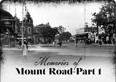 The road that defines Chennai